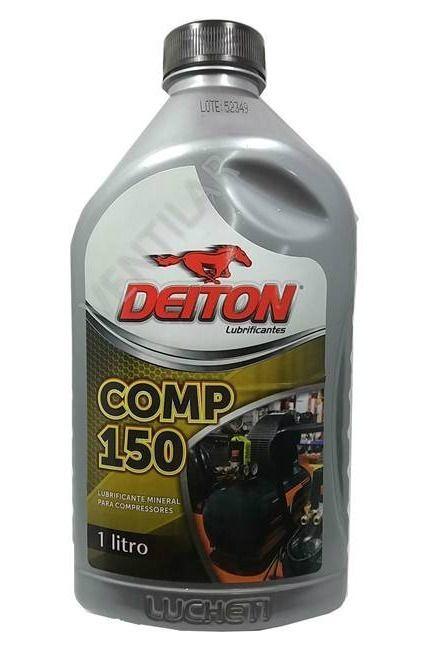 Óleo Compressor Comp 150 Deilton 1 Litro