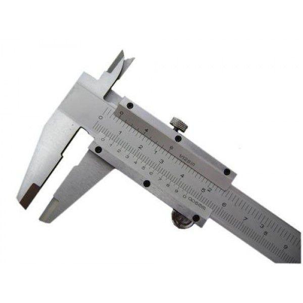 Paquímetro Analógico Universal capacidade 150mm e leitura 0.05mm Western