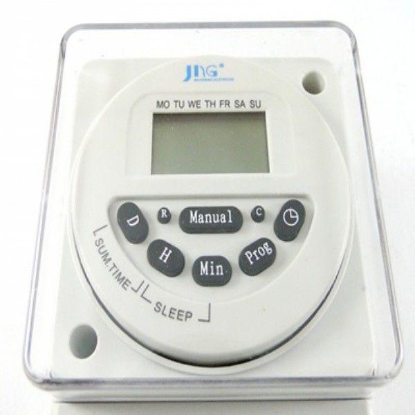 Programador de Horário Digital 220V JTHD JNG