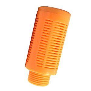 Silenciador Charuto Plástico Rosca 3/8 BSP