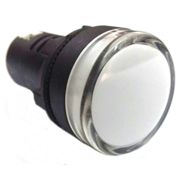 Sinaleiro Led 22mm 220V Lider Cont - Cores Variados