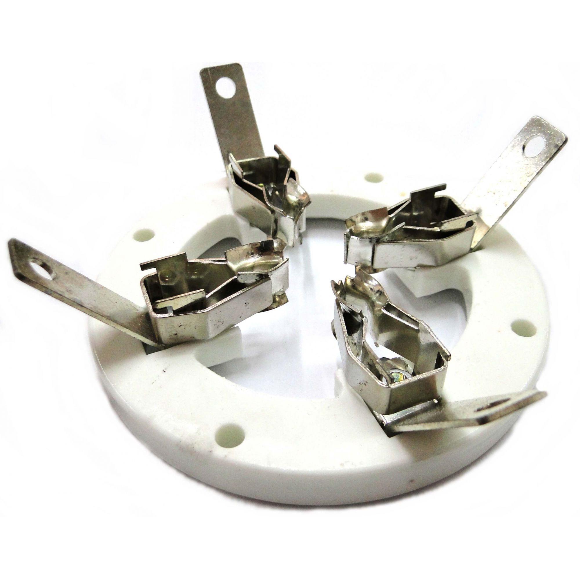 Soquete em Porcelana para Válvula Osciladora TB52500/ E3061C