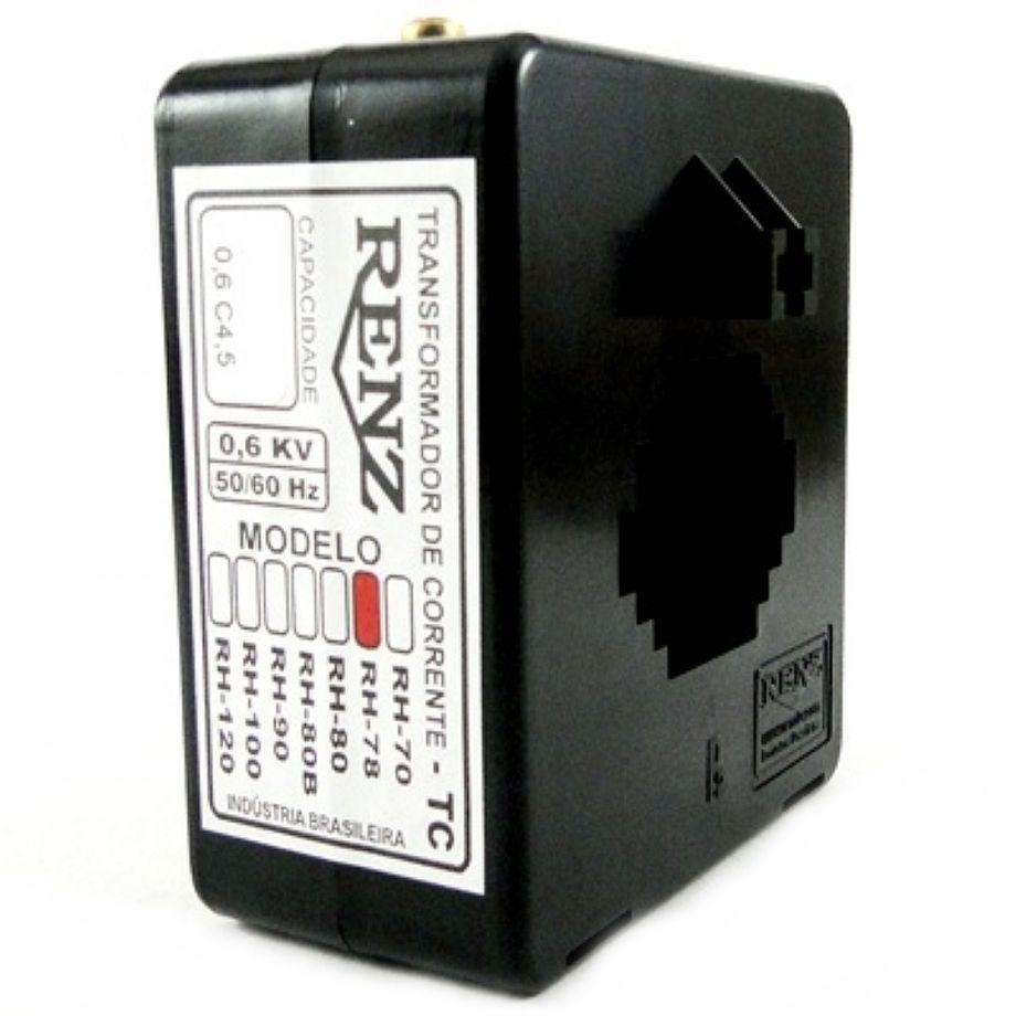 Transformador de Corrente RH78 Renz