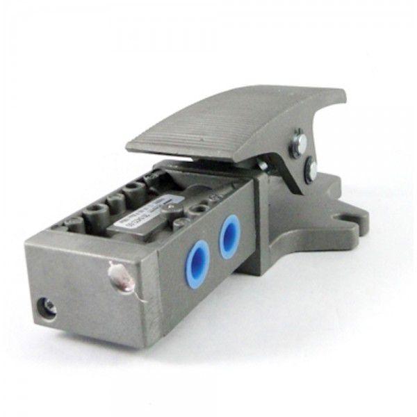 Válvula Pedal 5 Vias Rosca 1/4 Werk Schott