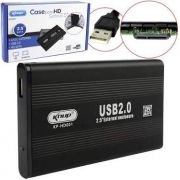 Case-gaveta USB para Hd Sata 2.5 - HD de Notebook, SSD