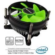 Cooler para processador Intel Socket 1150 - 1151 - 1155 - 1156P