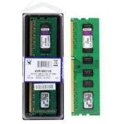 Memória Kingston® 8GB DDR3 1600MHz Desktop  KVR16N11/8