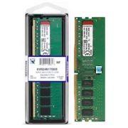 Memória Kingston® DDR4 8GB 2400MHz para desktop KVR24N17S8/8