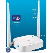 Roteador Wireless N 300 MBPS com 2 antenas 5-DBI RE160V
