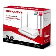 Roteador Wireless N 300mbps Mercusys Mw325r 4-antenas