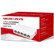 Switch 5 Portas Mercusys MS105 10/100Mbps