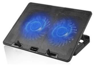 Base para notebook 15,6 com 05 regulagem de inclinação C3Tech