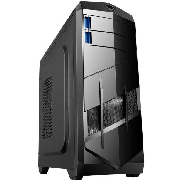 Gabinete Gamer Bluecase BG-023 USB 3.0
