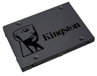 HD SSD 480MB Kingston 480GB SSDNOW A400 - SA400S37/480G
