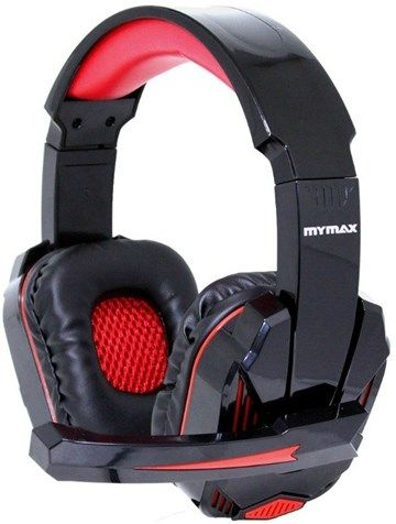 HEADPHONE ULTIMATE GAMER 5.1 Virtual - Plug USB Mymax