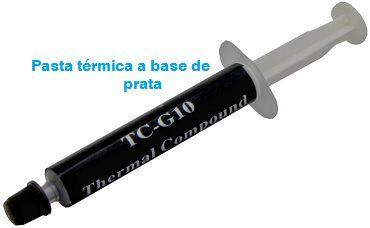 Pasta térmica a base de prata TCG10