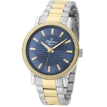 3123ec01135 Relógio Champion Elegance Feminino CN27536A Bicolor