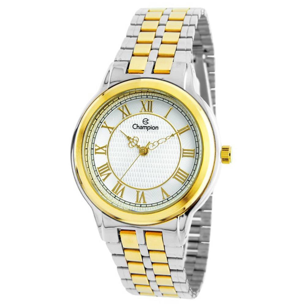 3b110575ec5 Relógio Champion Feminino CH22957S Bicolor