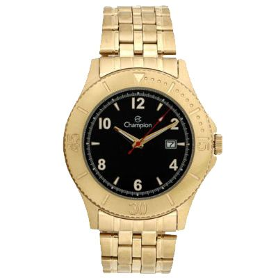 1fb9bd62841 Relógio Champion Masculino CA31417U Dourado