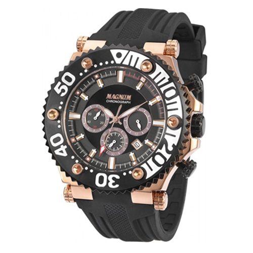 097d56622c0 Relógio Magnum Analógico Cronógrafo Masculino MA32121P
