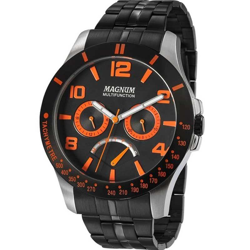 876e5cba980 Relógio Magnum Cronógrafo Masculino MA3284J5