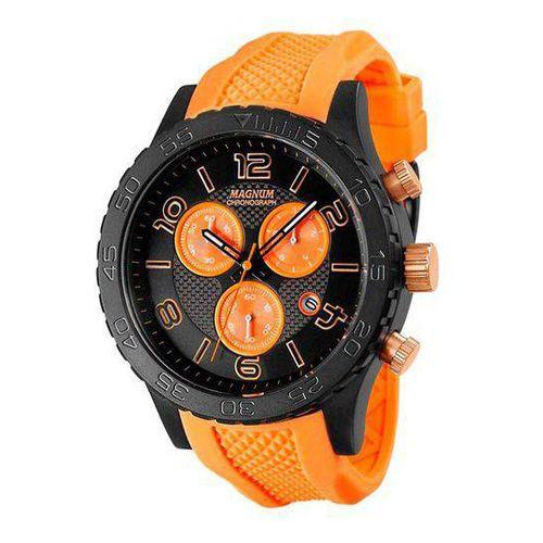 c8d73e2d97d Relógio Magnum Masculino Analógico Cronógrafo MA33504J