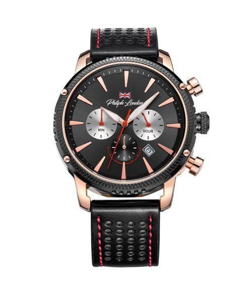 cf78d69acc6 Relógio Philiph London Masculino PL80002632M