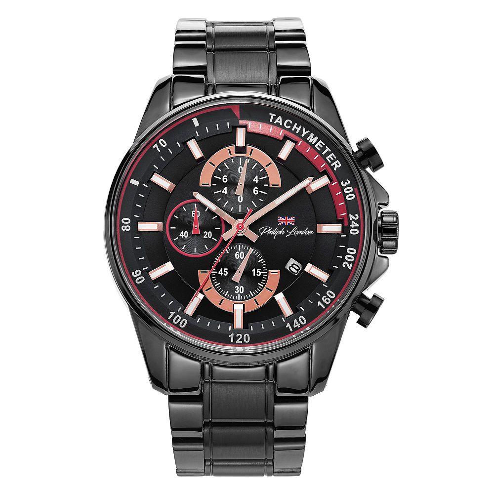 c51fca84b66 Relógio Philiph London Masculino PL80043613M