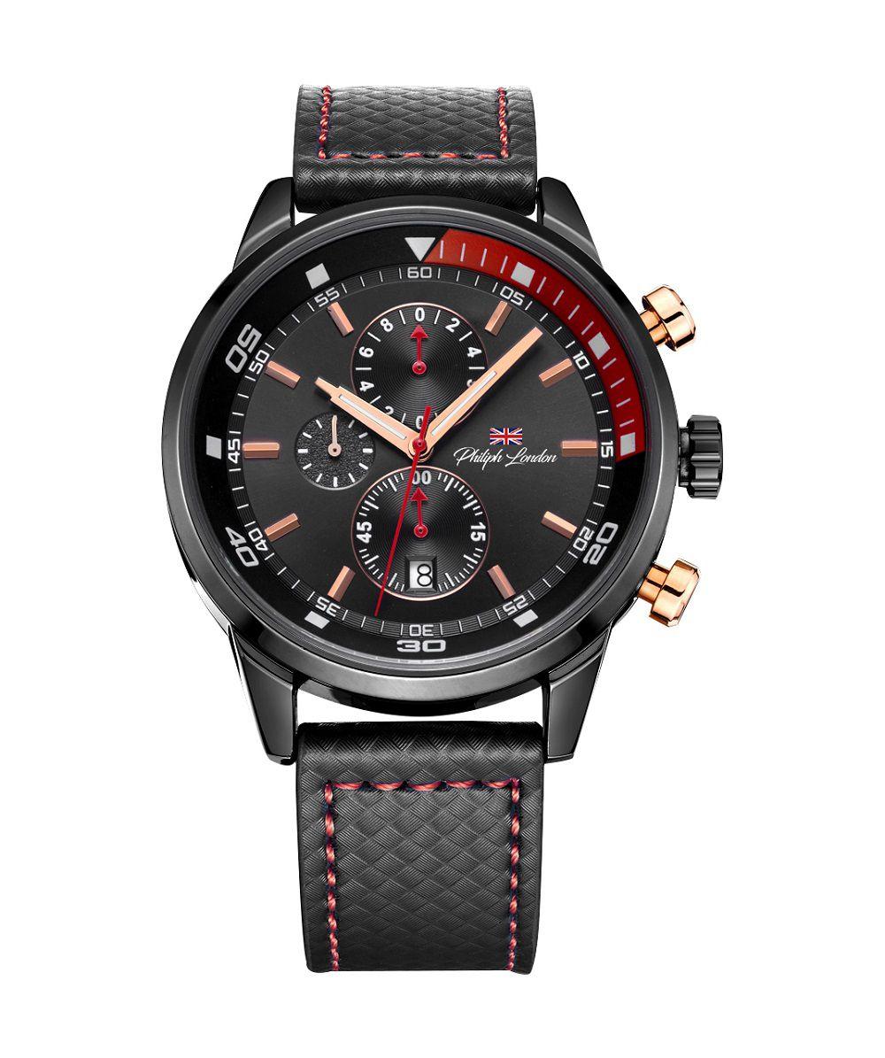017a44cb184 Relógio Philiph London Masculino PL80048612M