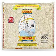 Farinha de Mandioca Branca Grossa 500g