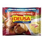 Farinha de Mandioca Temperada Biju Sabor Picanha com Pimenta 250g