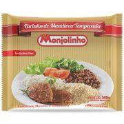 FAROFA DE MANDIOCA TEMPERADA TRADICIONAL MONJOLINHO  500G