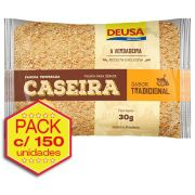 Farofa Temperada Caseira 30g - Pack c/ 150 unidades