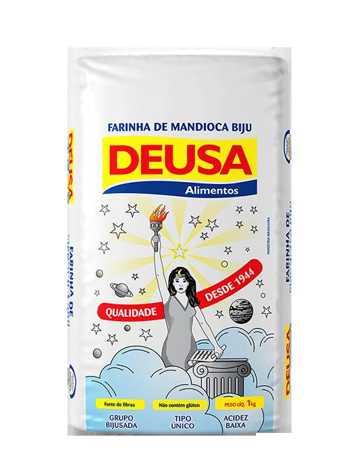 Farinha de Mandioca Biju 1kg