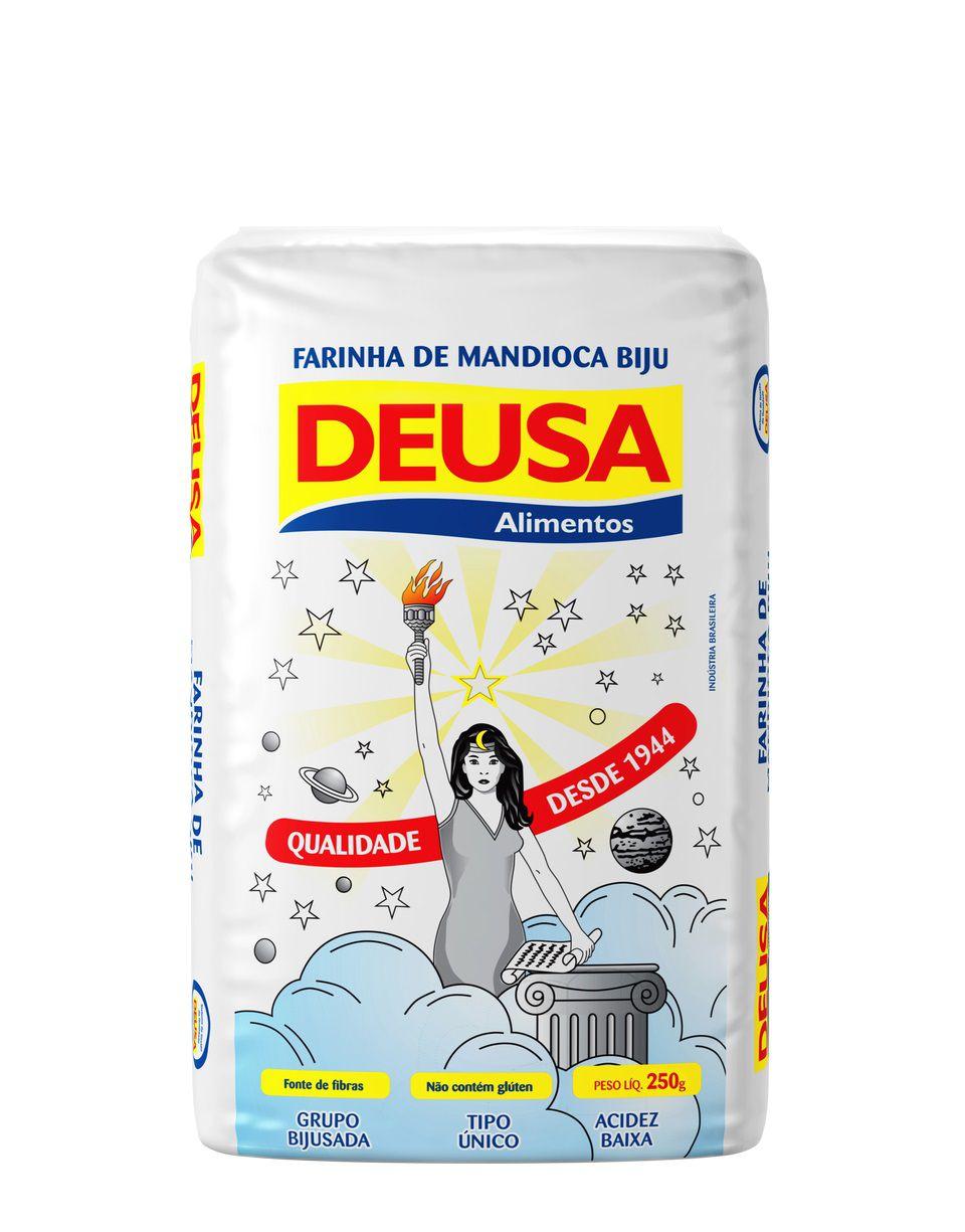 Farinha de Mandioca Biju 250g