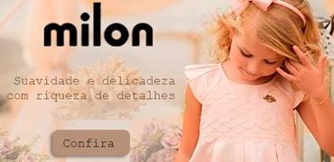 roupas infantil milon para meninas