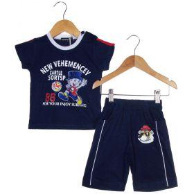 Conjunto Kiki Mily Camiseta Short