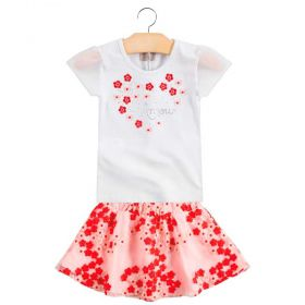 Conjunto Milon Cotton Organza