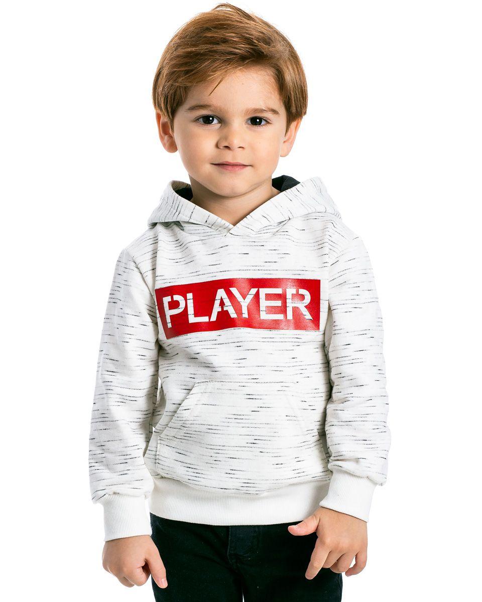 Blusa Infantil Serelepe Player