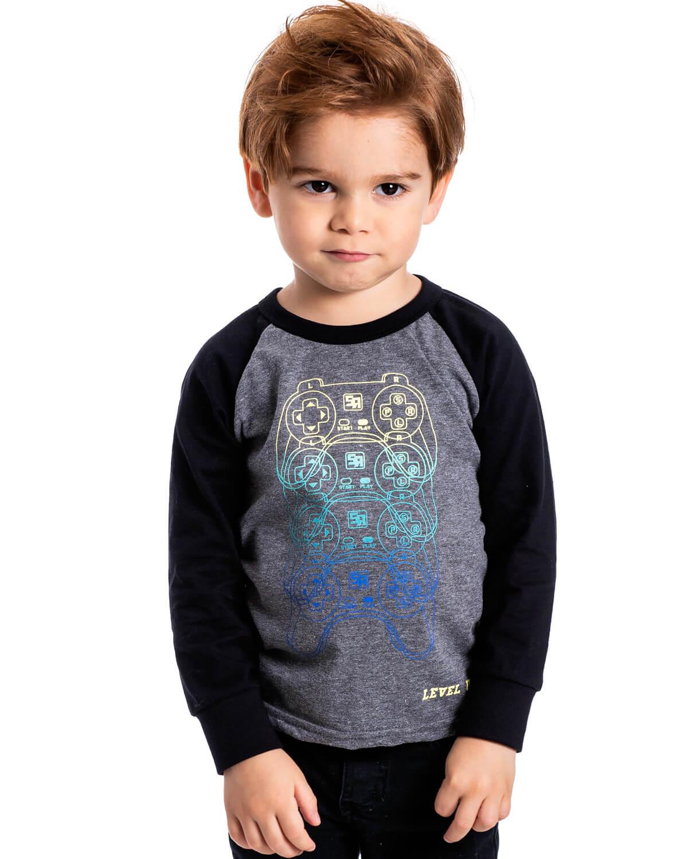 Camiseta Infantil Serelepe Game