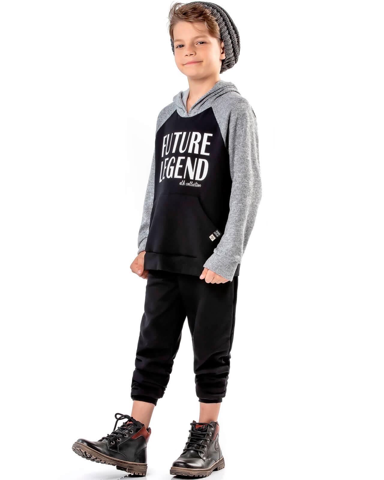 Conjunto Infantil Alekids Future Legend