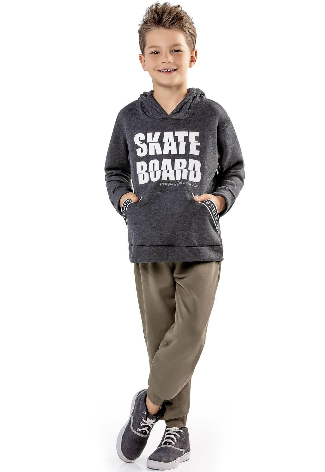 Conjunto Infantil Alekids Skate
