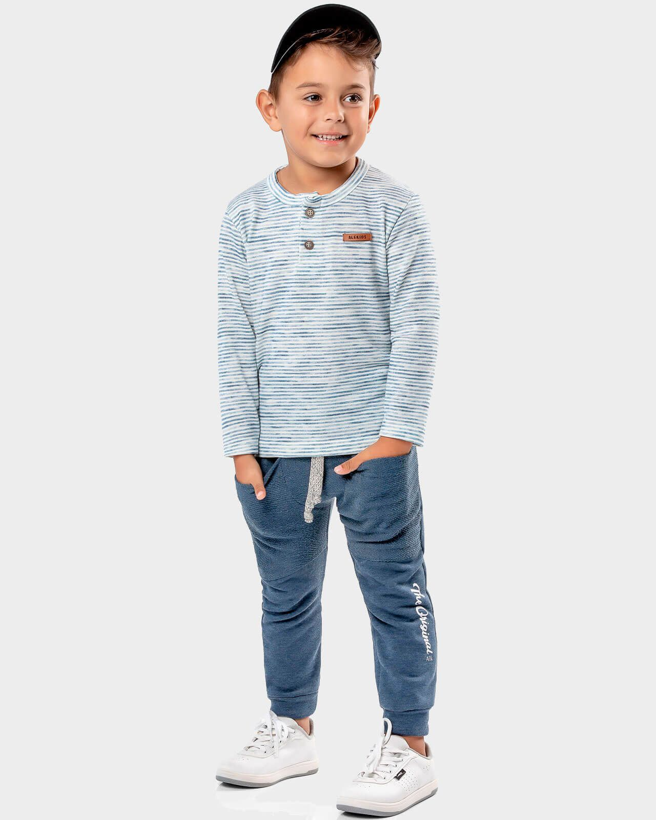 Conjunto Infantil Alekids The Original