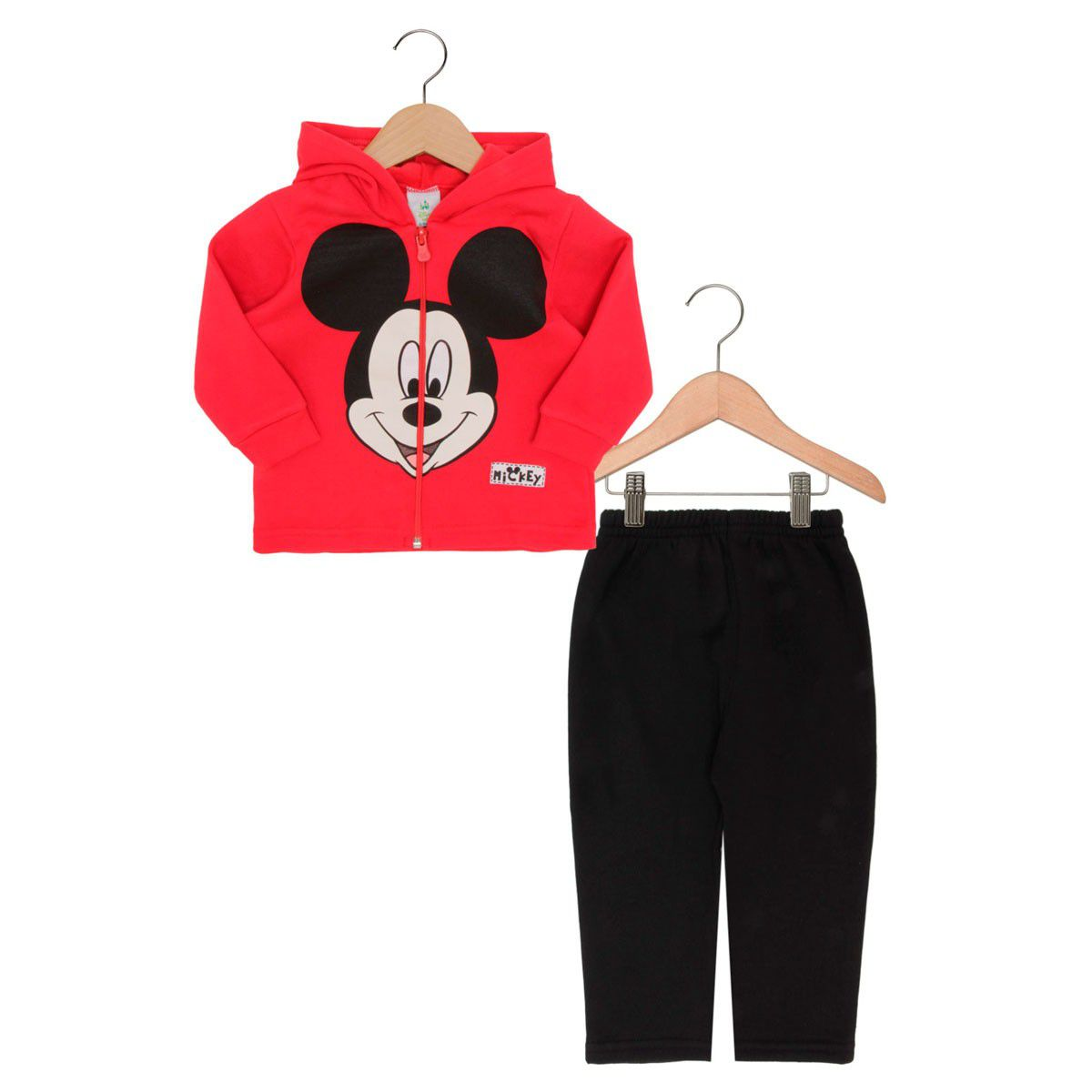 Conjunto Moletom Brandili Mickey