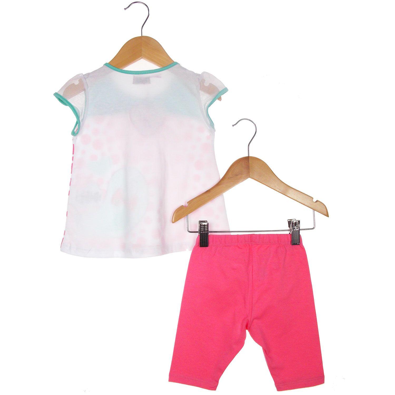 Conjunto Turma da Malha Blusa Calça Memy