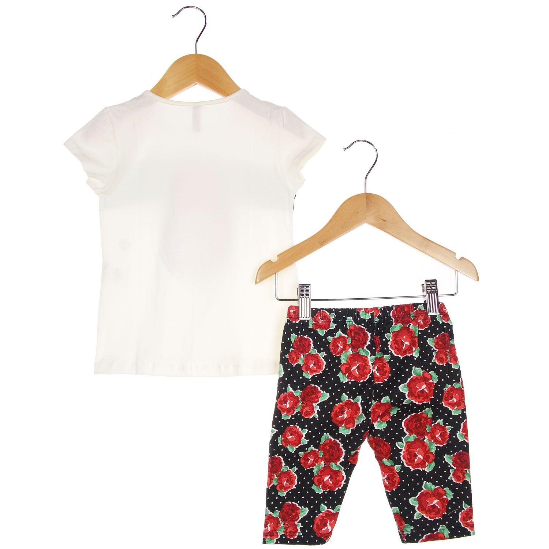 Conjunto Turma da Malha Miss Chic Blusa Calça