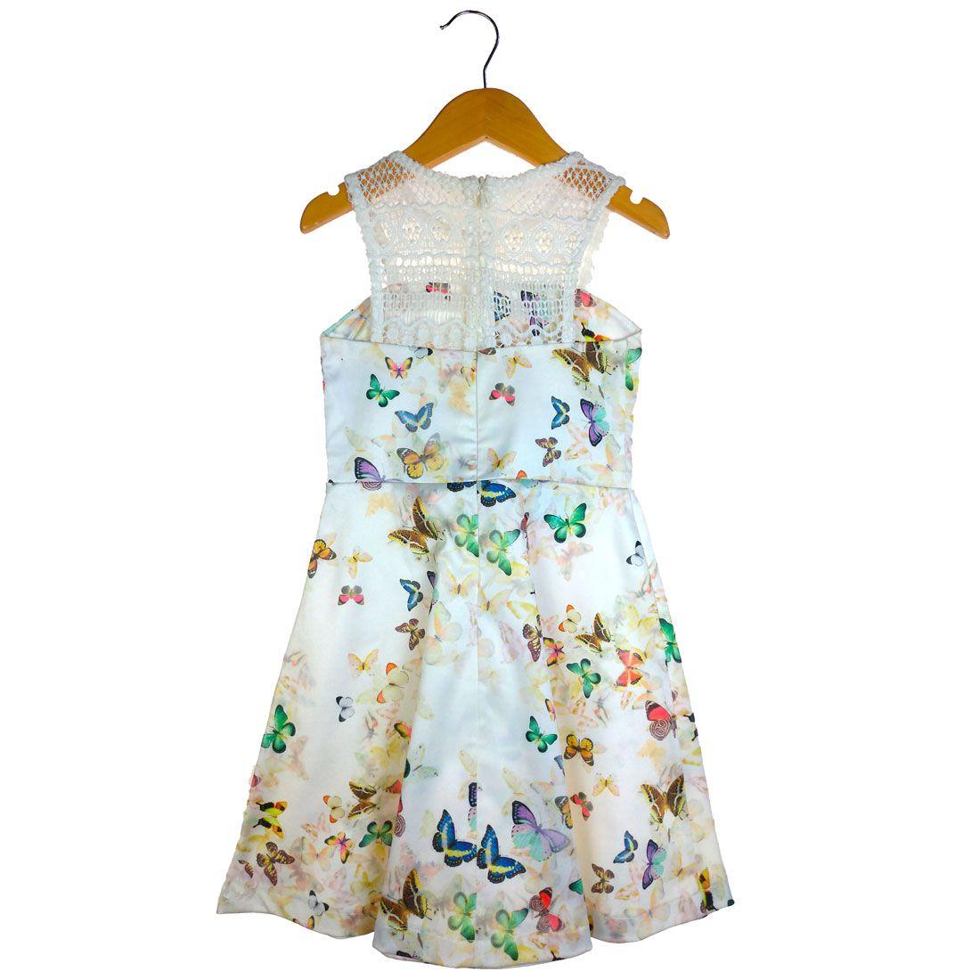 Vestido Fanyland Sarja Borboleta