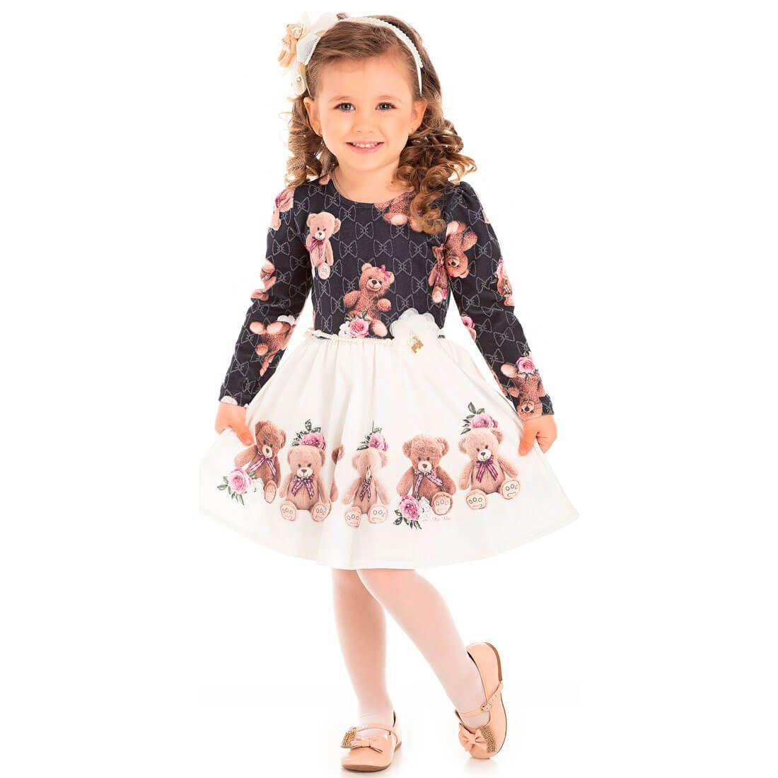 466a40cb2 Roupas Infantis para menina - Promoção Especial!