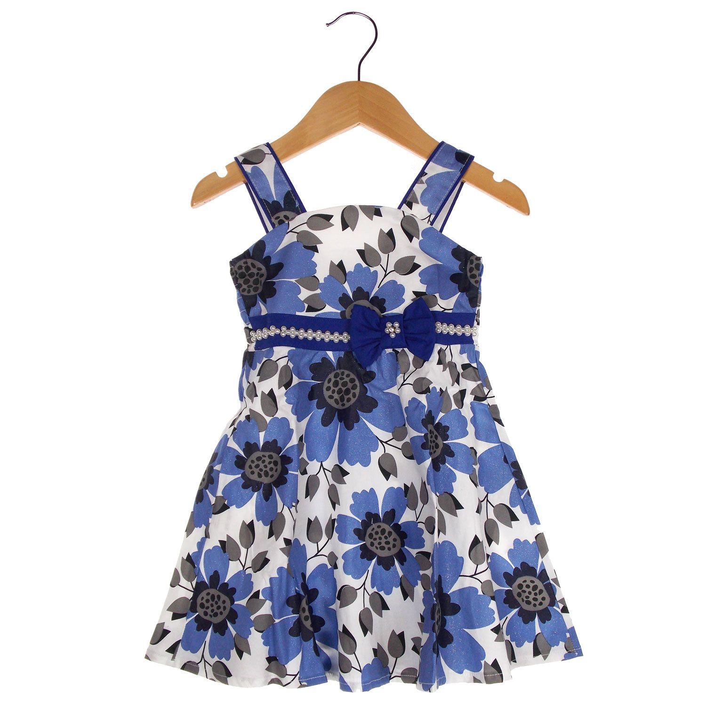 Vestido Turma da Malha Floral  Miss TRM