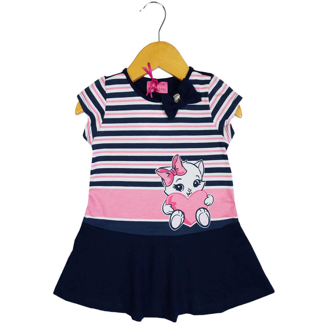 e3270b331 Vestido Turma da Malha Memy - Morebaby Loja Infantil ...